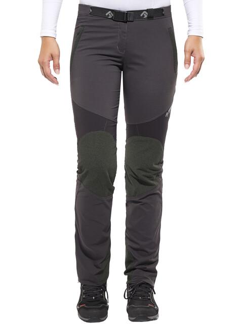 Directalpine Civetta - Pantalones de Trekking Mujer - gris